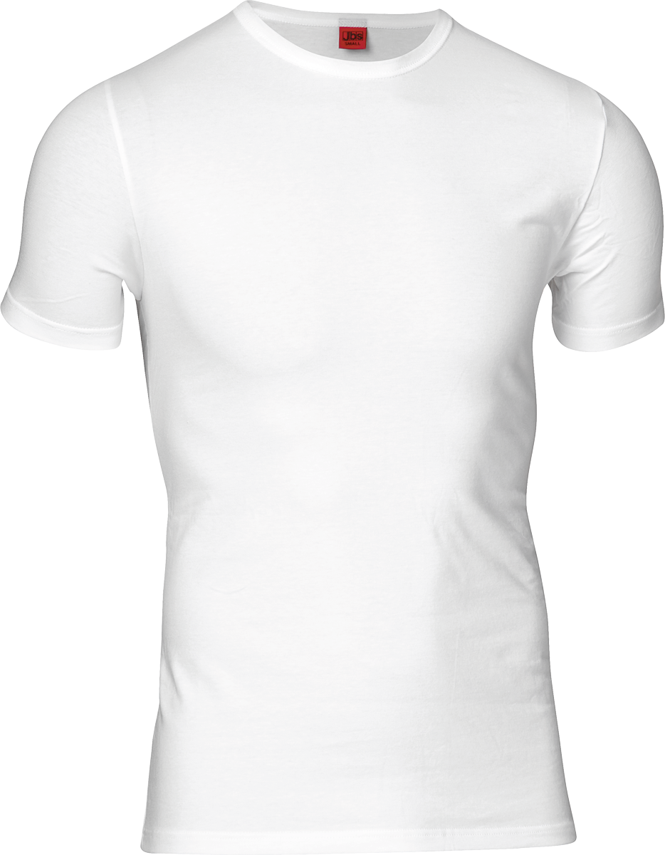 Image of   JBS Black or White T-shirt Med Rund Hals Hvid