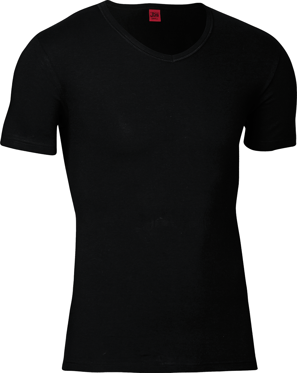 Image of   JBS Black or White T-shirt Sort