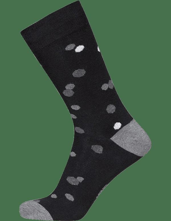 jbs – Jbs sokker med prikker fra Edgy.dk