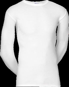 jbs – Jbs original langærmet t-shirt men - large fra shopwithsocks