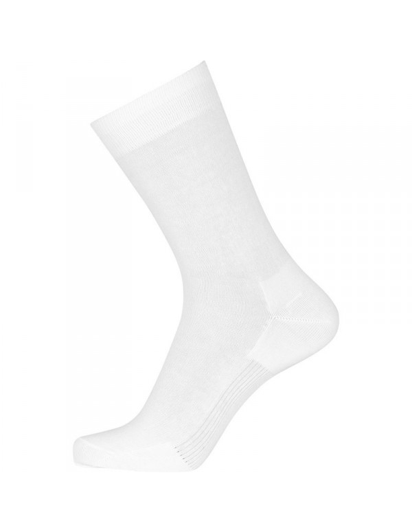 "Hvide egtved sokker ""ventilated sole"" fra egtved på shopwithsocks"