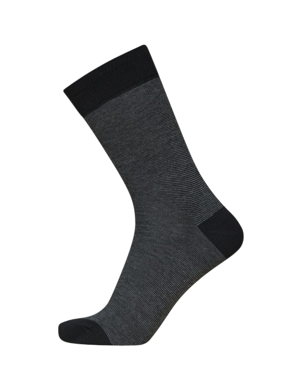Image of   Egtved stribede Bomuld Sokker