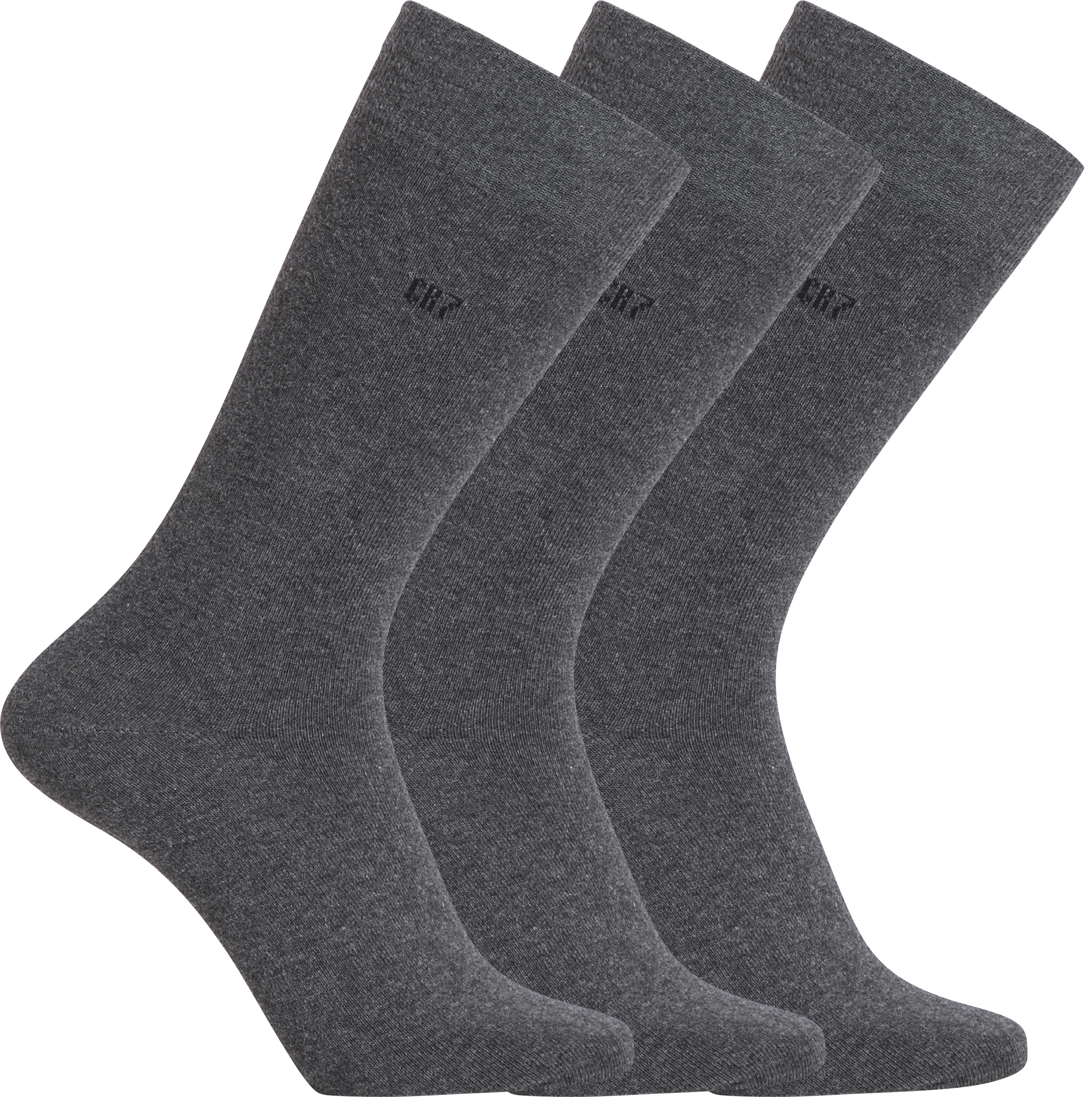 Cr7 basic socks men 3-pack - str. 40-46 fra cr7 på shopwithsocks