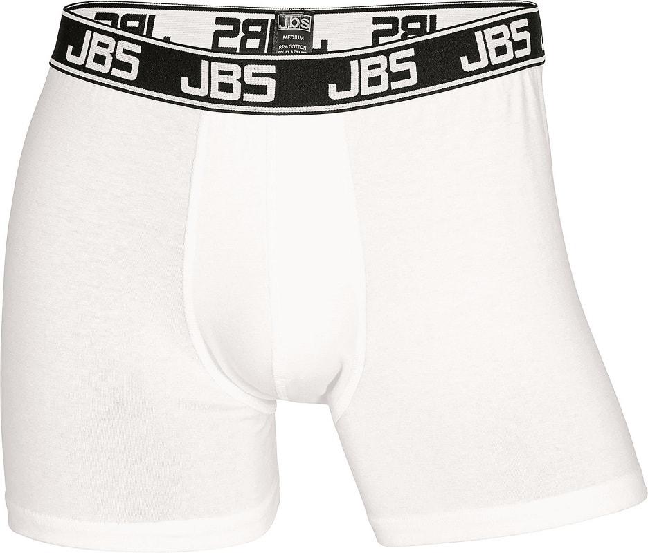 Billede af JBS Drive 955 Tights / Boxershorts, Hvid - Str. Large