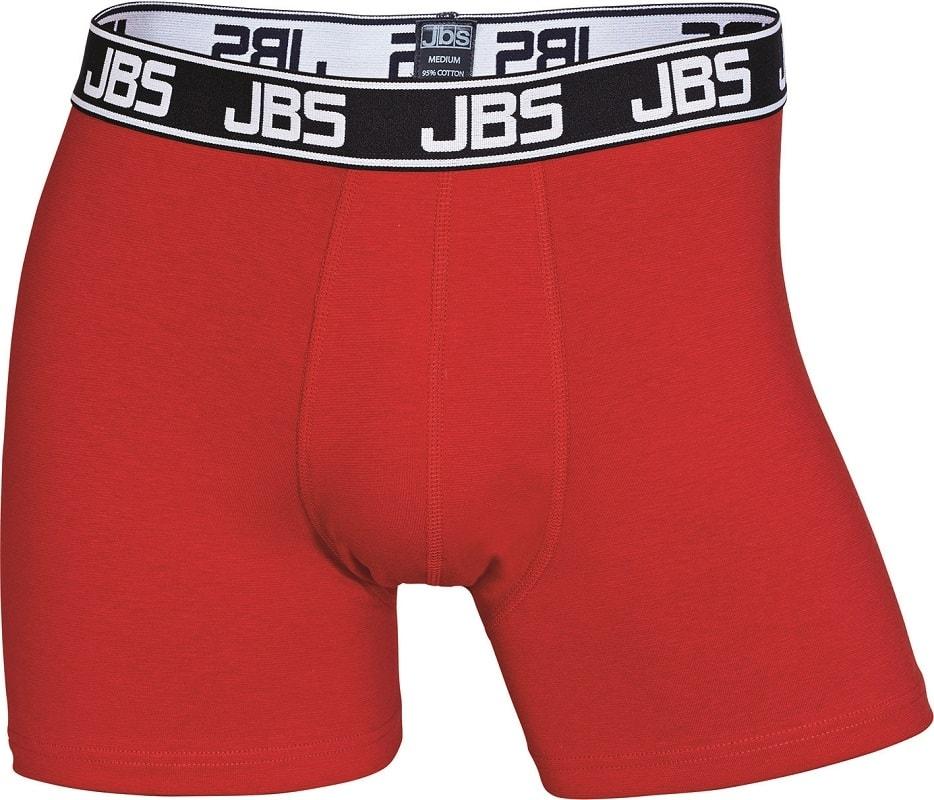 jbs Jbs drive 955 boxershorts, rød - str. 2xl fra shopwithsocks