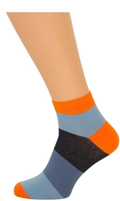 shopwithsocks – Ankelsokker med striber (korte sokker) fra shopwithsocks