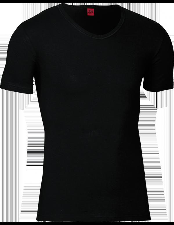 JBS Black or White T shirt Sort