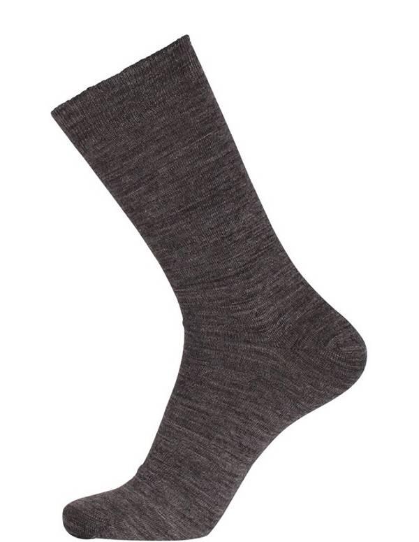 Grå Egtved Twin Socks Model 56222-151