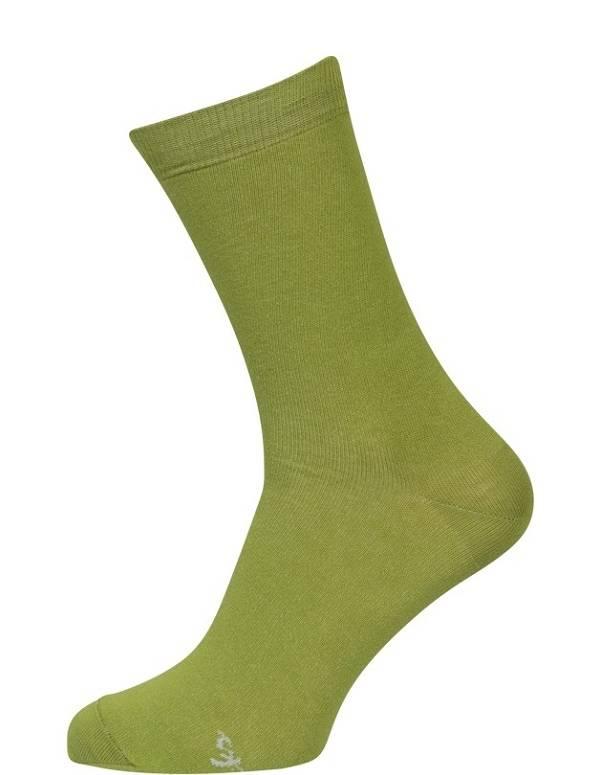 Grønne sokker størrelse 51 - 54 Grønne Strømper