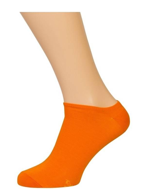 Orange Footies (Under Ankel)