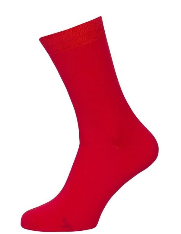 Røde Strømper - Str. 47-50