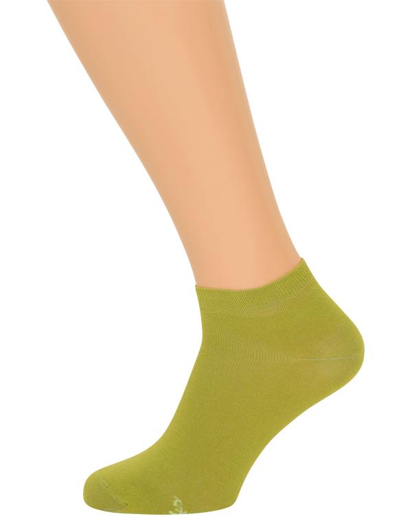 Grønne Ankelsokker (Korte Sokker)