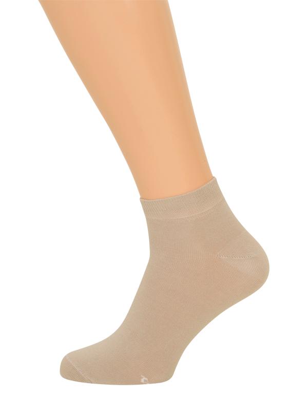 Lysebrune Ankelsokker (Korte Sokker)