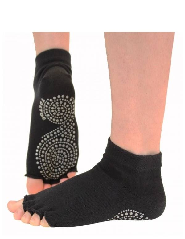 ToeToe Yoga & Pilates Anti-Slip Open Toes Str. 36-39