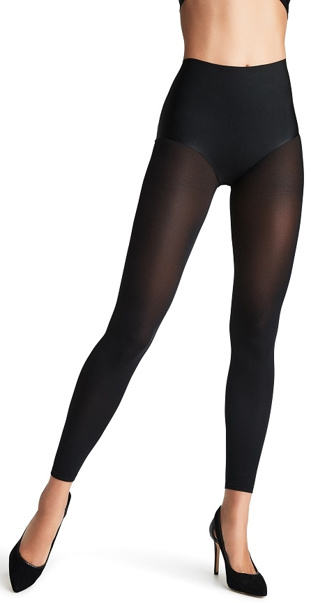 decoy – Decoy microfiber leggings 3d, sort, 60 denier - str. xl på shopwithsocks