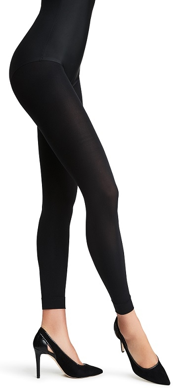Image of   Decoy Queensize Leggings 60 DEN, Sort - Str. 48-52