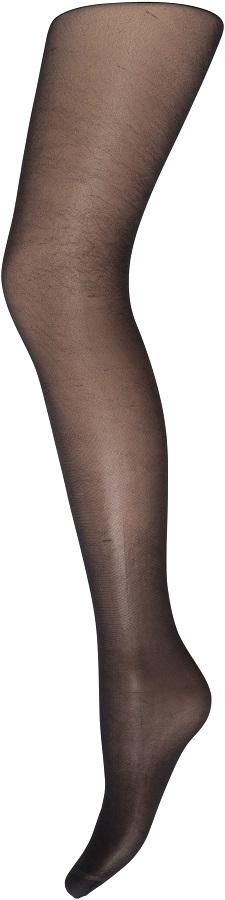 Decoy silk look strømpebukser sort, 20 denier -str. s/m fra decoy på shopwithsocks