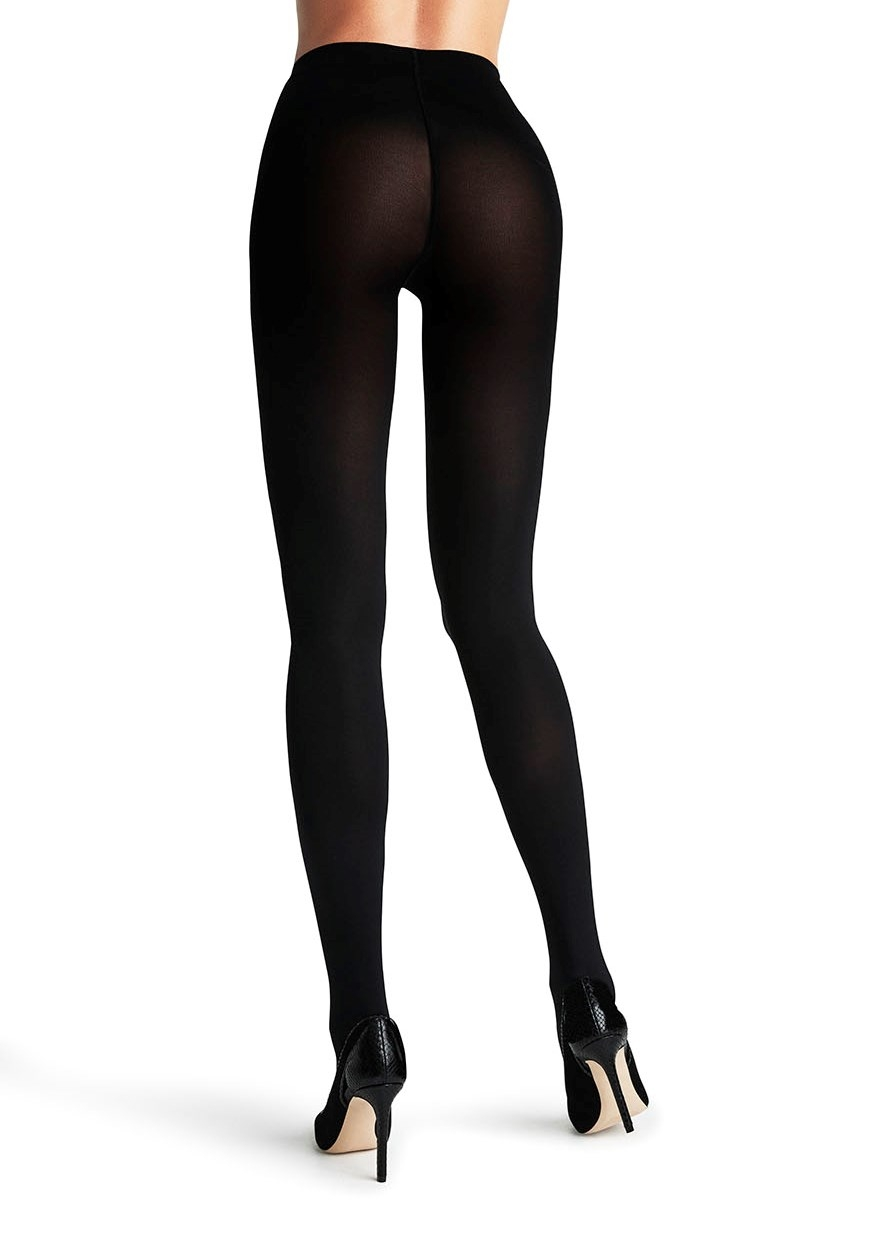 Decoy 16444-1100 microfiber tights fanny str. s/m fra decoy på shopwithsocks