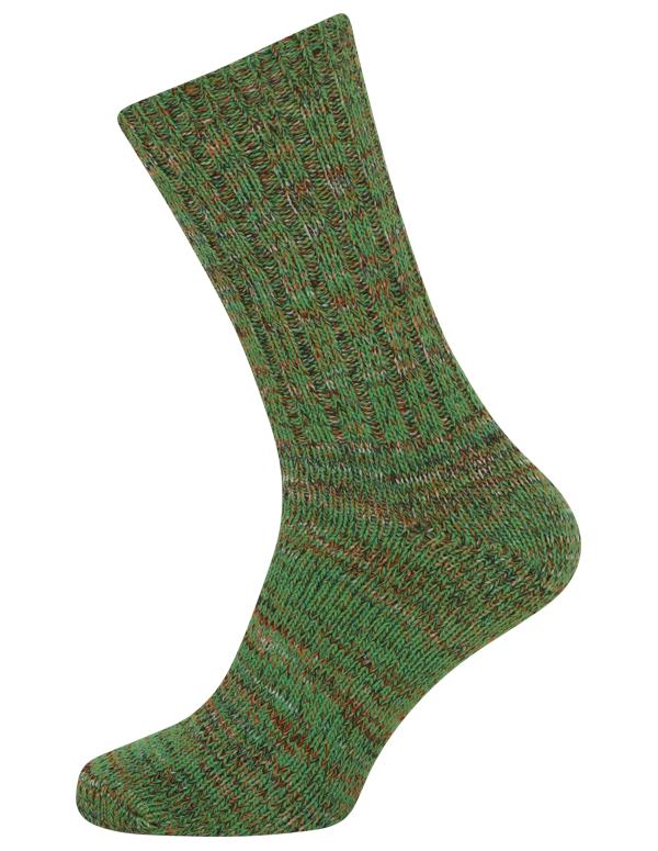 Image of   Egtved Bomuld Boot Sokker - Str. 40-43