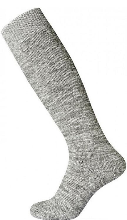 """egtved Egtved uldstrømper """"thermo"""" knælange lyseegrå str. 46-48 fra shopwithsocks"""