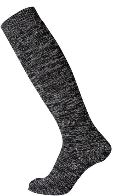 """Egtved uldstrømper """"thermo"""" knælange mørkegrå str. 45-48 fra egtved fra shopwithsocks"""