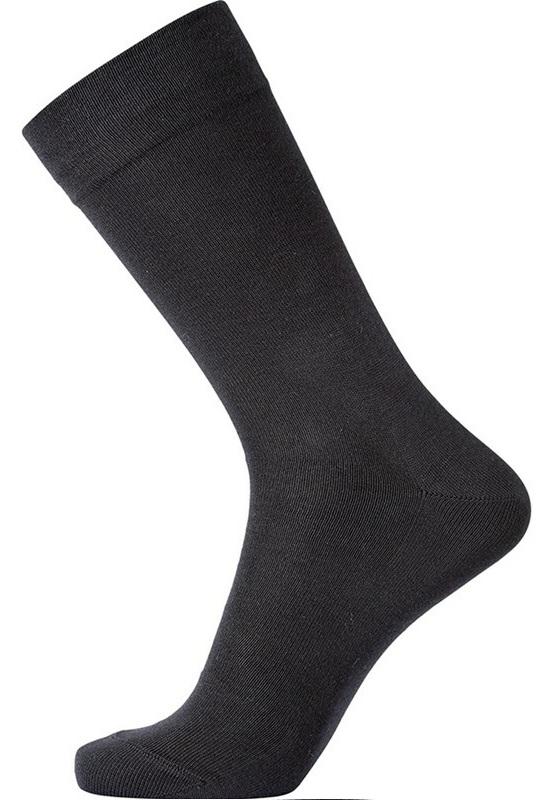 Sorte egtved bomuld sokker uden elastik 46-48 fra egtved fra shopwithsocks