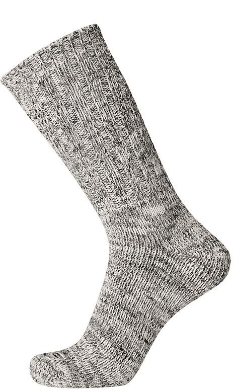 egtved Grå egtved ragsocks uldstrømper str. 38-40 på shopwithsocks