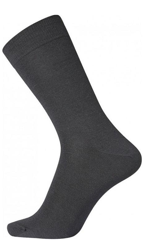Mørkeblå Egtved Twin Sock Uldstrømper Str. 48-50