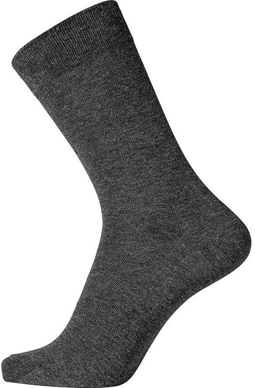 Image of   Mørkegrå Egtved Sokker i 100% bomuld