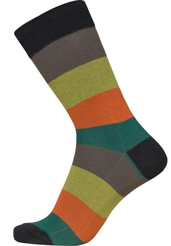 Image of   Egtved sokker med striber