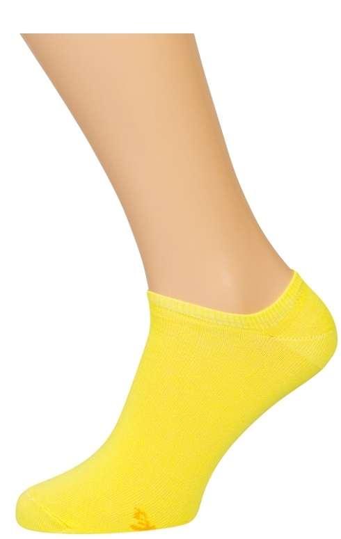 shopwithsocks – Gule footies (under ankel) på shopwithsocks