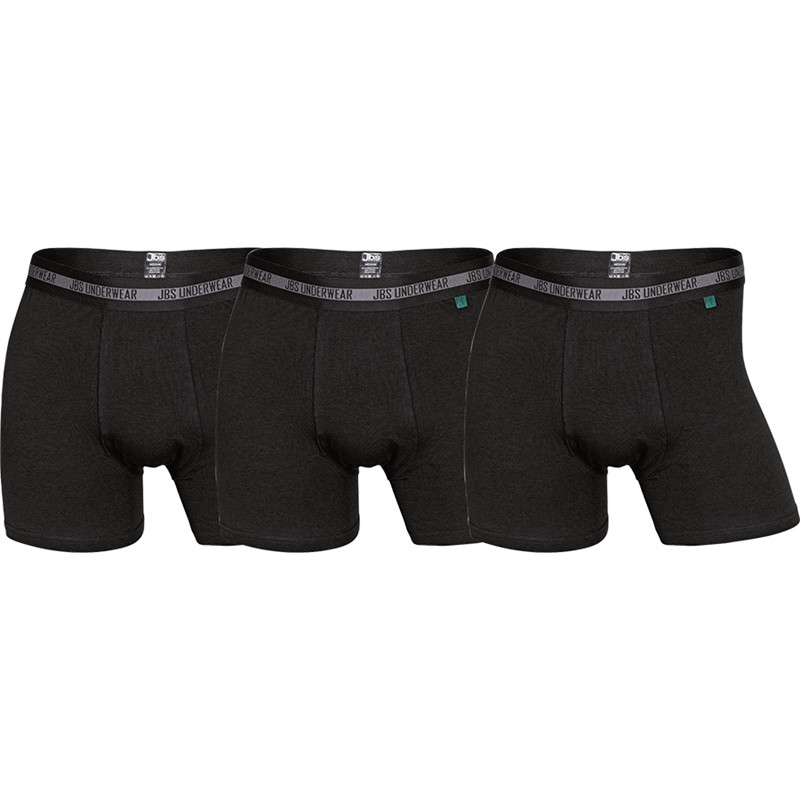 Image of   3-Pak JBS Bambus Tights, Sort