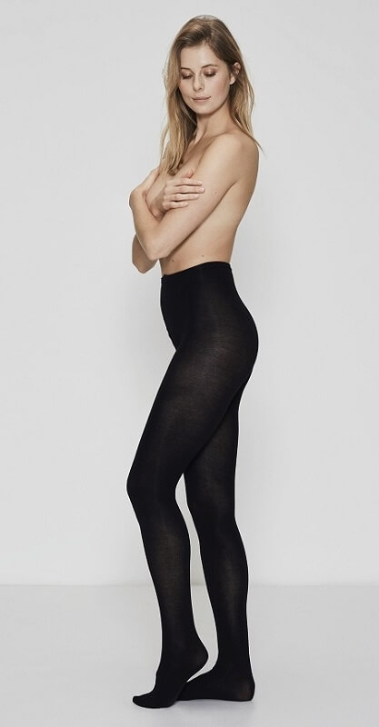 Image of   JBS of Denmark bambus tights, sort - Str. M/L