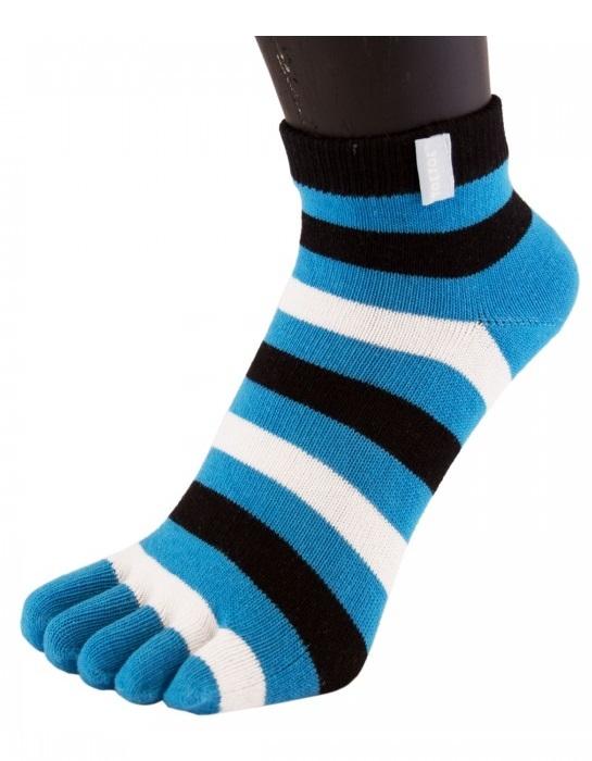 toetoe – Toetoe essential anklet tåstrømper turkis fra shopwithsocks