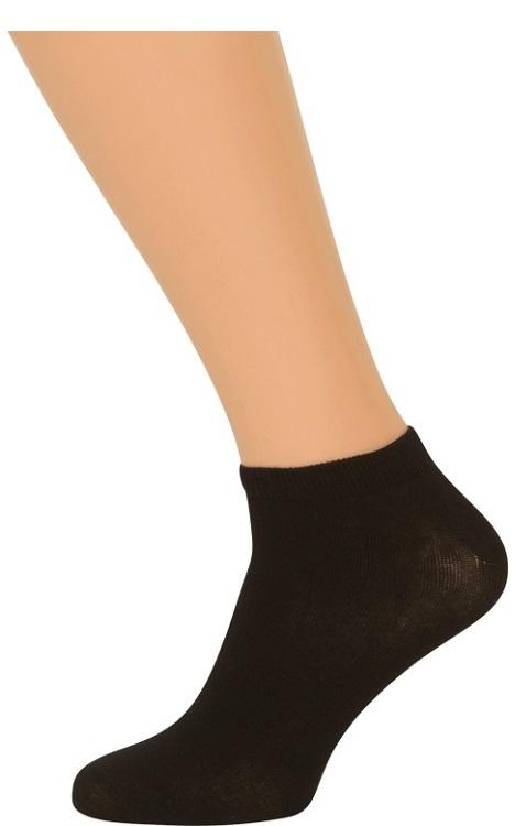sortesokker.dk Sorte ankel sokker - str. 48-53 på shopwithsocks
