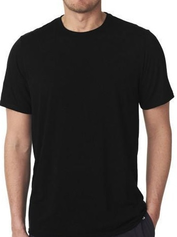 Image of   Sorte T-Shirts - Str. Medium
