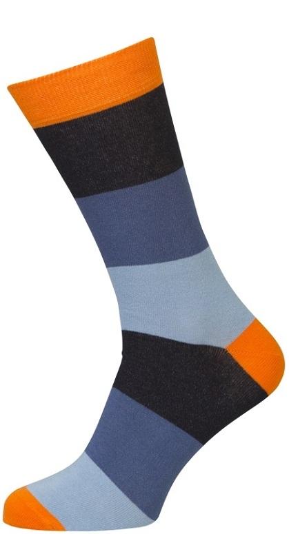 Sokker med striber fra shopwithsocks fra shopwithsocks