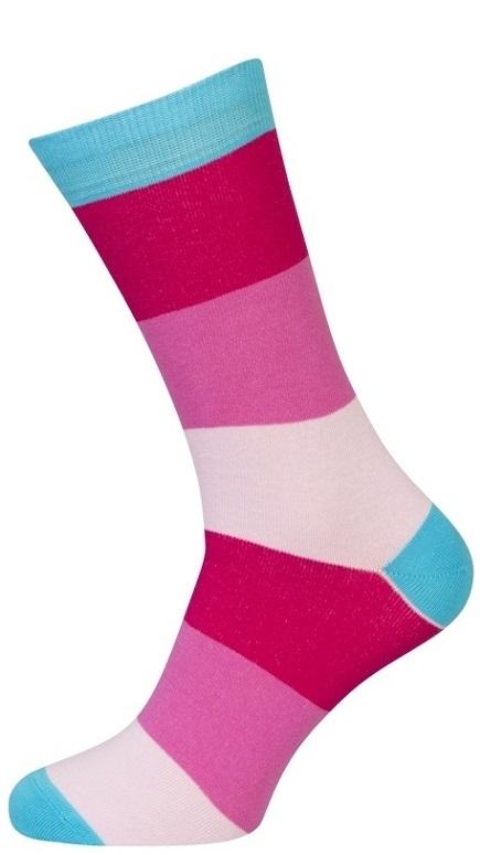 shopwithsocks Sokker med striber fra shopwithsocks