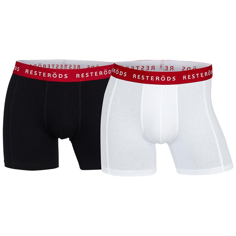 Image of   Resteröds Boxershorts 2-Pak - Str. Small