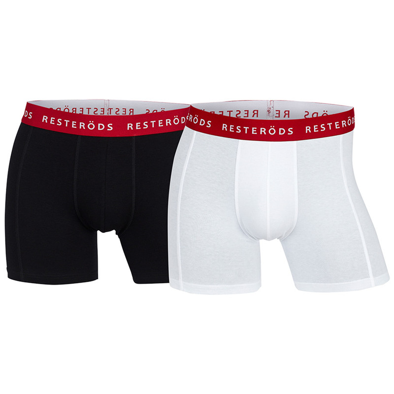 Image of   Resteröds Boxershorts 2-Pak - Str. X-Large.