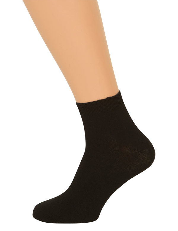 shopwithsocks – Billige sorte ankelstrømper str. 45-46 på shopwithsocks