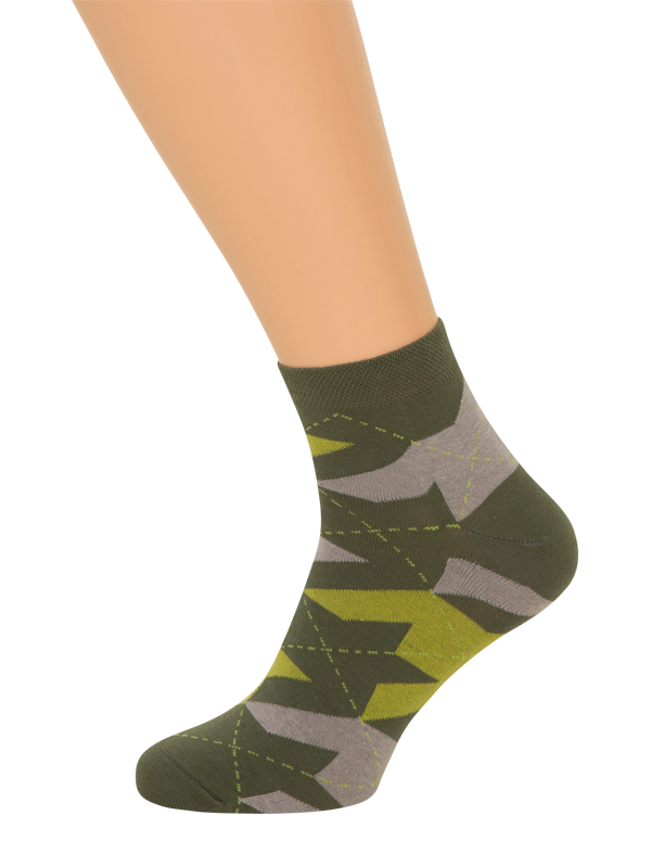 shopwithsocks – Ankelsokker med mønster (korte sokker) fra shopwithsocks