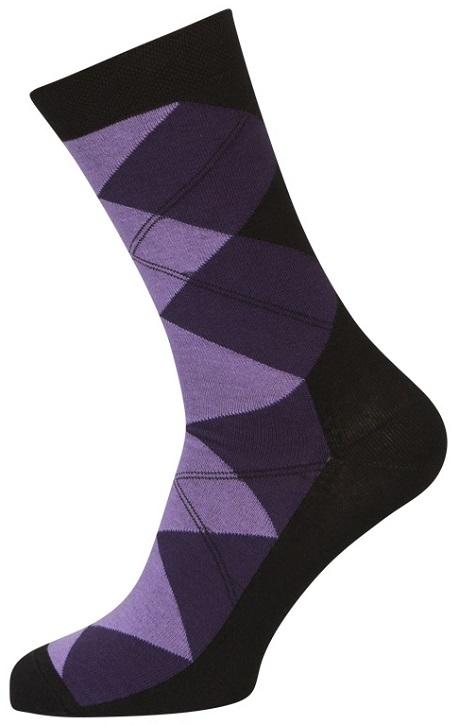 Ternede sokker - str. 35-38 fra shopwithsocks fra shopwithsocks