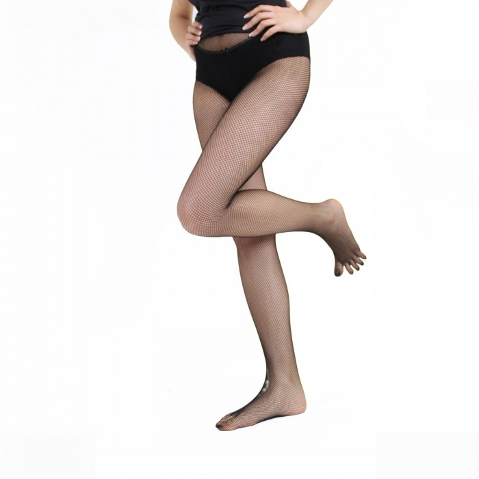 ToeToe  Fishnet Toe Tights Str: 35-42