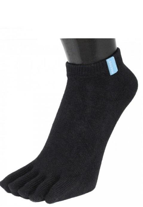 Image of   Ankel Tåsokker, ToeToe Essential Anklet Sort
