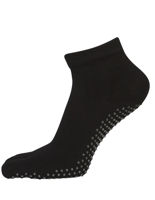 BearFoot Yoga & Pilates Tåstrømper Ant-Slip Str. 35-40